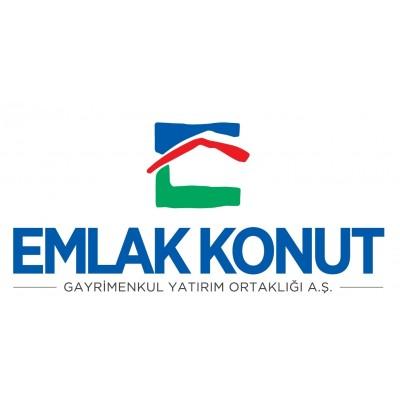 Emlak Konut Gayrimenkul Yatırım Ortaklığı Logosu